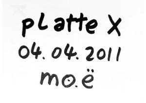 plattX